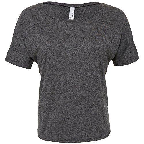 Bella CanvasDamen T-Shirt Rot - Rot