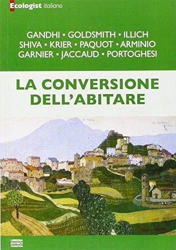 L'ecologist italiano. La conversione dell'abitare: 12 por AA.VV