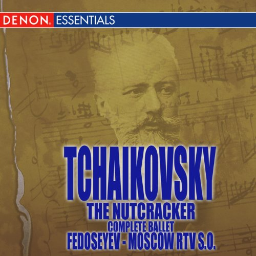 The Nutcracker, Ballet Op. 71, Act II: Troisieme Tableau, No. 14d Coda - Vivace assai