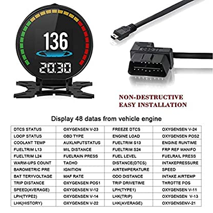 Biback-Auto-Head-Up-Display-Auto-Computer-Monitor-Head-Up-Display-Digitalprojektor-Head-Up-Instrument-Auto-Universal