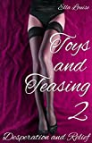 Toys and Teasing 2: Desperate In Public (English Edition)