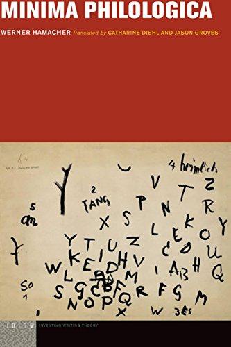 Minima Philologica (Idiom: Inventing Writing Theory) (English Edition)