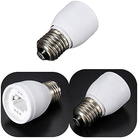 G24 a E27 LED della lampadina del