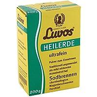 Luvos Heilerde ultrafein Pulver, 200 g preisvergleich bei billige-tabletten.eu
