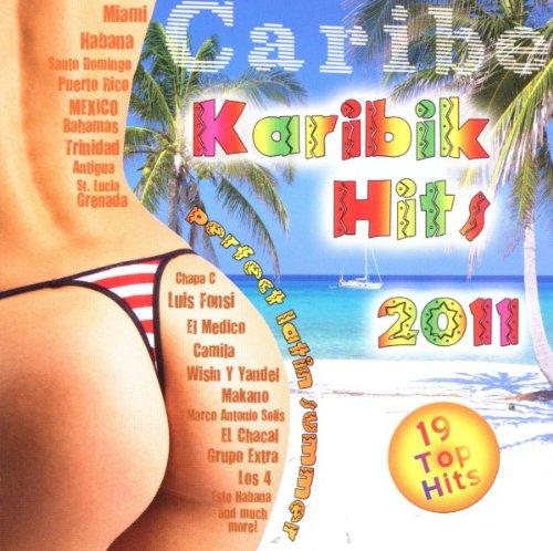Preisvergleich Produktbild Caribe-Karibik Hits 2011