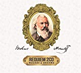 Mozart & Brahms Requiem 2cd Gold Edition [Import allemand]