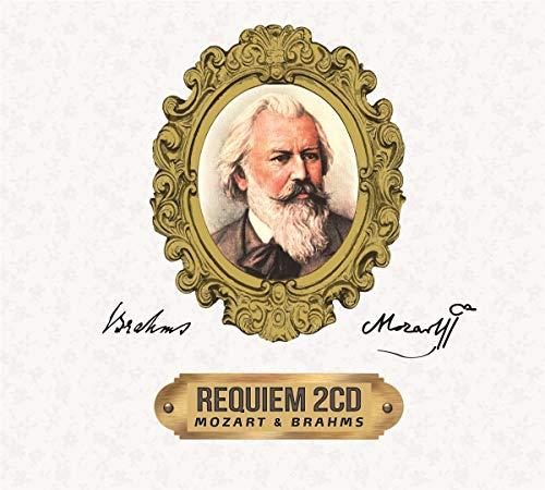 Mozart & Brahms Requiem 2cd Gold Edition [Import allemand]