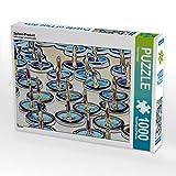 Spitzen-Produkt 1000 Teile Puzzle Quer