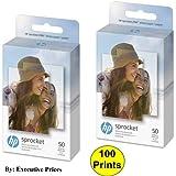 HP Sprocket Photo Prininter Bundle