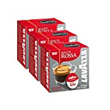 Lavazza A Modo Mio Rossa Coffee Capsules (3 Pack of 16)
