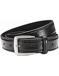 Unisexe PU de ceinture en cuir Jeans Ceinture 3cm Largeur de grande qualité traitement