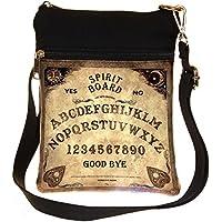 Gothic Wicca Pagan Hexenbrett Magier Tasche Messenger Bag Ouija Board Pentagramm