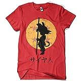 Camiseta Looking for the Dragon Balls (ddjvigo)