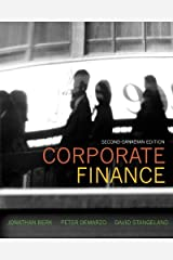 Corporate Finance, Second Canadian Edition with MyFinanceLab by Jonathan Berk (February 15,2011) Hardcover