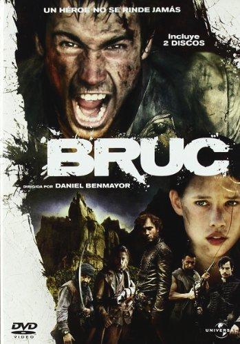 Preisvergleich Produktbild Bruc,  the Manhunt ( Bruc. La llegenda ) ( Bruc. El desafo (Bruc,  the Man hunt) ) [ NON-USA FORMAT,  PAL,  Reg.2 Import - Spain ] by Vincent Perez