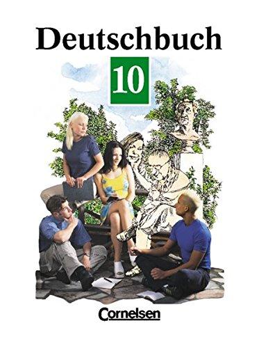 Deutschbuch Gymnasium - Allgemeine Ausgabe/Bisherige Fassung: Deutschbuch 10. Schuljahr. Per le Scuole superiori