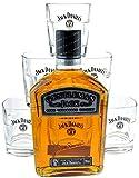 Geschenkidee 27: 1x Gentleman Jack 0,7l + 6x Jack Daniel's Tumbler - 11% Rabatt