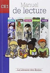Manuel de lecture CE1