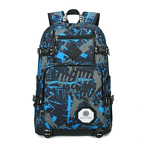 cute-lightweight-canvas-polka-dot-backpack-school-laptop-book-bag-rucksack-for-teen-girls-or-boys-sk