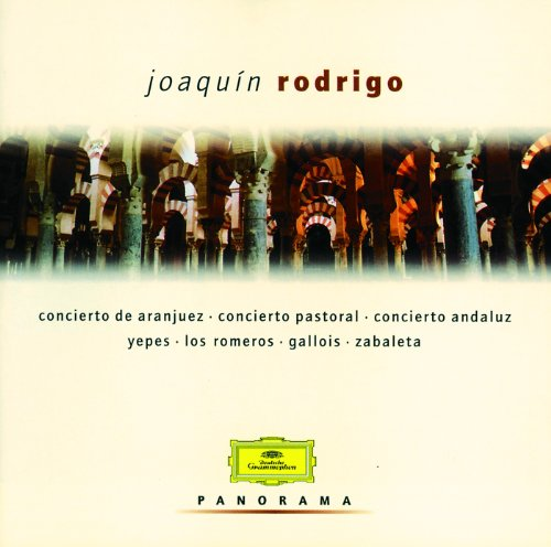 Rodrigo: Concierto de Aranjuez...