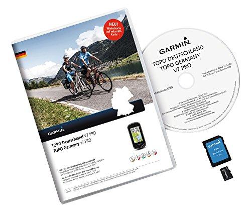 and V7 PRO - Fahrrad- und Wanderkarte (Garmin Topo-karten Karte)