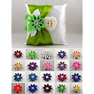 Ringkissen Hochzeit mehrere Farben zum aussuchen.