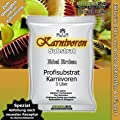 Karnivoren-Erde Substrat für fleischfressende Pflanzen - 3 Ltr. - PROFI LINIE Substrat Carnivoren von GREEN24 bei Du und dein Garten