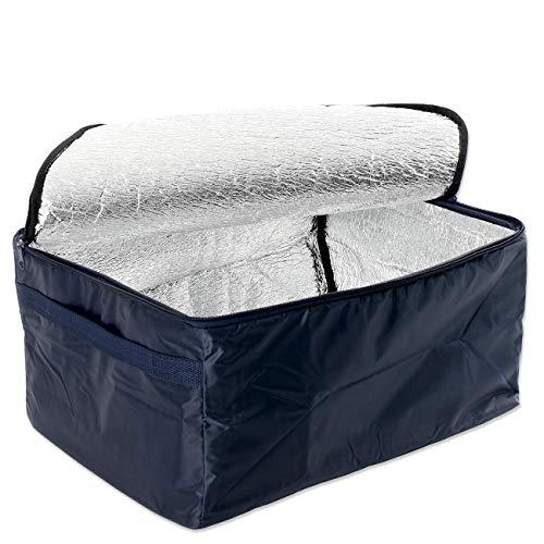 Kühltasche für Klappkisten/Einkaufskisten | Einkaufskühltasche TK-Tasche