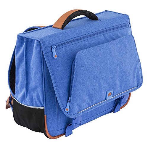 Delsey , Zaino Bambini, Blue jeans (Blu) - 00339538102