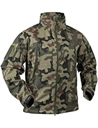 Helikon Gunfighter Soft Shell Jacket PL Woodland
