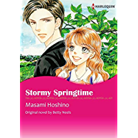 Stormy Springtime: Pure romance with a handsome doctor (Harlequin Comics) (English Edition)