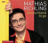 Deutschland to go: 4 CDs