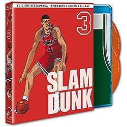 Slam Dunk - Box 3 [Blu-ray]
