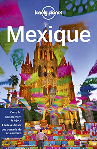 Mexique - 13ed par  LONELY PLANET