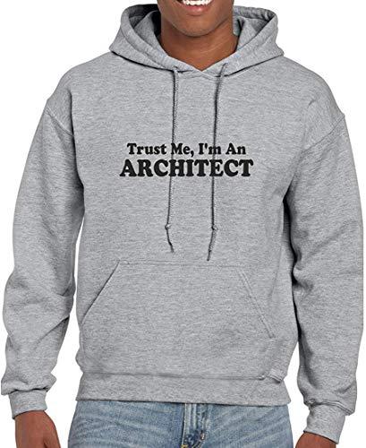 Trust me I'm an Architect Hoodie Sweatshirt Gr. Medium, 1737 (Mor'du Kostüm)