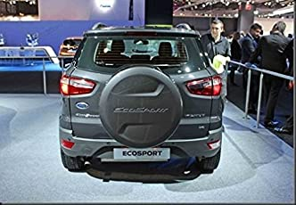 Oscar Stepney Cover Suitable For Ford Ecosport Color Sea Grey