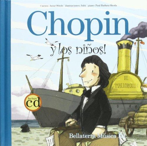 Descargar Libro Chopin y los niños+ cd (Els grans compositors i els nens) de Ana Obiols