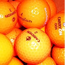 Lbc de Sports 100Naranja Mix pelotas de golf AAAA/AAA/AA Lake Balls