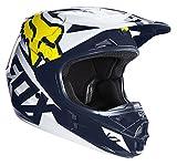 Fox Helm V1 Race Weiß Gr. L