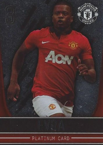Preisvergleich Produktbild Manchester United Adrenalyn XL (13/20 20 (DE) 14 Patrice Evra Platinum 13/14 (DE)