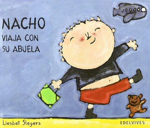 Nacho viaja con su abuela por Liesbet Slegers