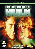 Incredible Hulk - Series 2 - Complete [DVD]
