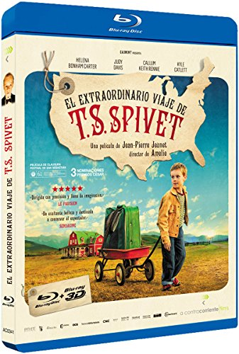 El Extraordinario Viaje De T.S. Spivet [Blu-ray] 51bnbUnIJXL