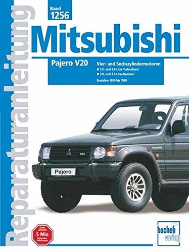 mitsubishi-pajero-v20-ab-baujahre-1990-bis-1999-reparaturanleitungen