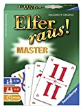Ravensburger 20756 - Carte da Gioco Elfer Raus Master [Lingua Tedesca]