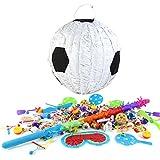 Garçons Football Piñata Kit de fête d'anniversaire–Bonbons Mariage bandeau & Buster