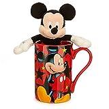 Disney Store Mickey Mouse Tasse Kaffee Plüsch Toy Keramik NEU 2014