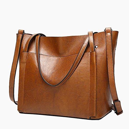 Die neuen All-Match Handtasche Umhängetasche Messenger Bag einfache Tasche Lady d