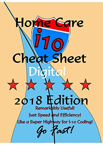 Home Care i10 Cheat Sheet (English Edition)