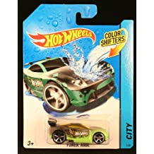 POWER RAGE * COLOR SHIFTERS * 2014 Hot Wheels City Series 1:64 Scale Vehicle